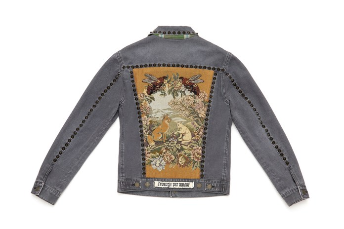 Signature Motifs Adorn Gucci's Capsule Collection With Dover Street Market