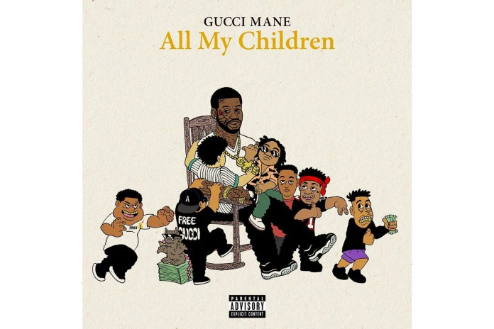 "Listen to Gucci Mane's New Track ""All My Children"""