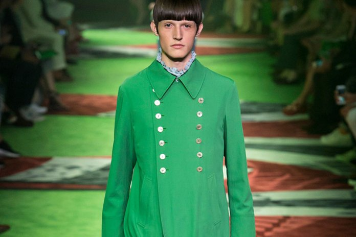 Gucci Visits Wonderland for Its 2017 Spring/Summer Collection