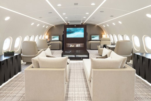 The Boeing 787 Dreamliner Is the Latest to Be Converted Into a Luxurious Private Jet