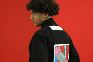 """Head of State Makes Its Debut With """"No End"""" 2016 Spring/Summer Lookbook"""