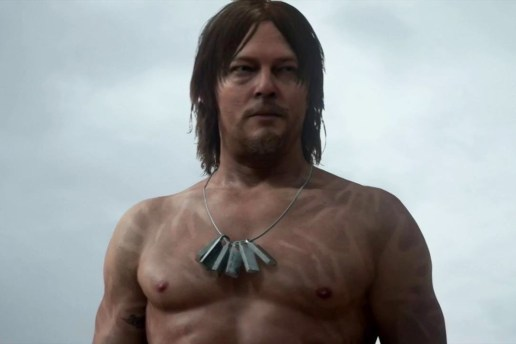 Hideo Kojima Reunites With Norman Reedus for 'Death Stranding'
