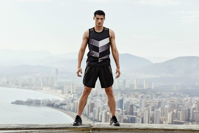 "H&M ""For Every Victory"" High-Fashion Performance Sportswear"