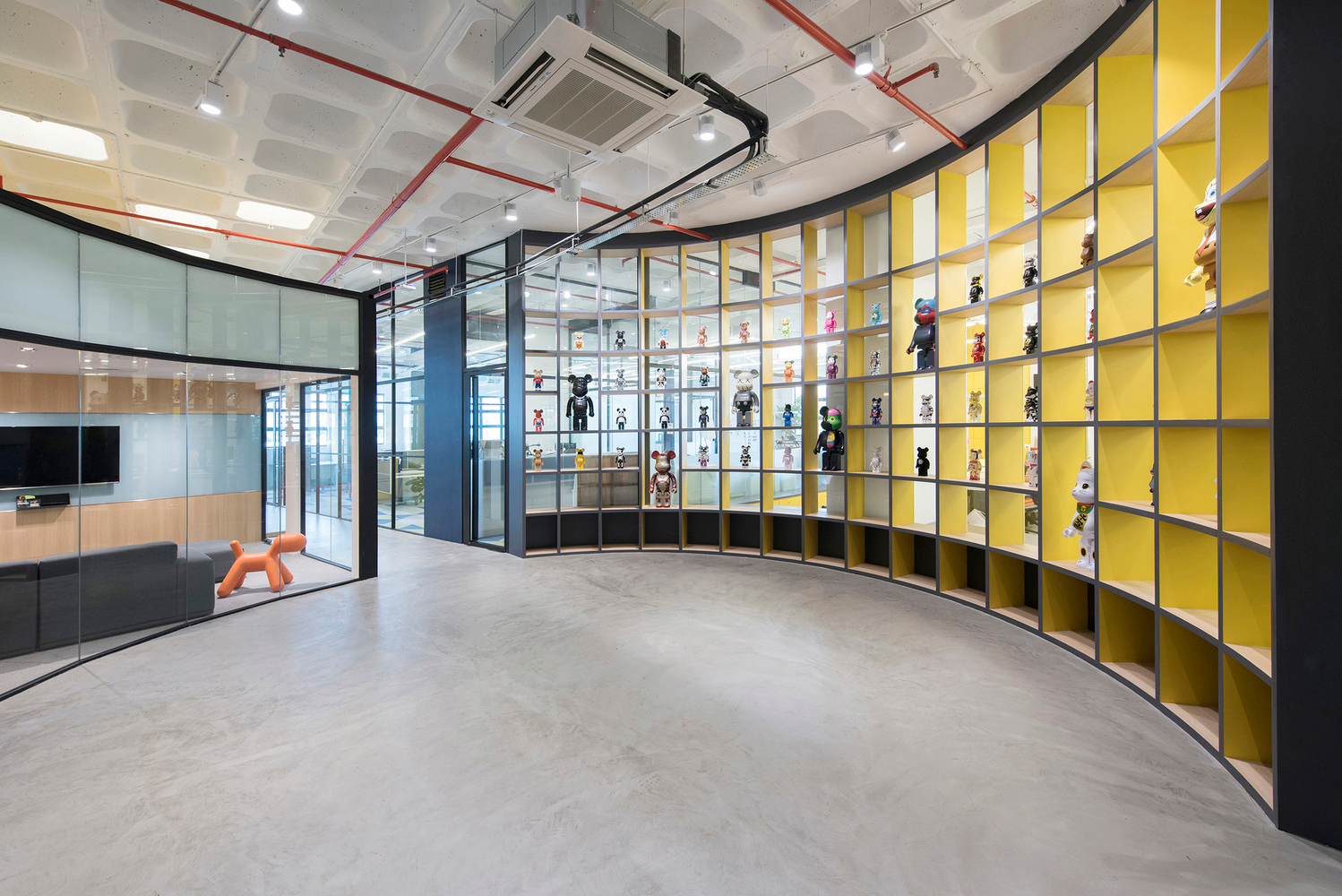 honestbee's Singapore Headquarters Is a Stunning Converted Warehouse Space