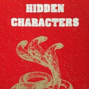 Hidden Characters 2016 Discussion