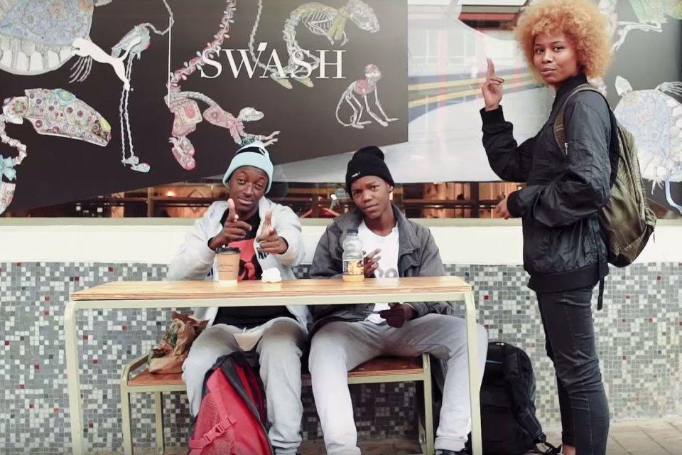 "HYPEBEAST's South Africa ""Mzansi Style Guide"" Episode 1 - Braamfontein Scene"