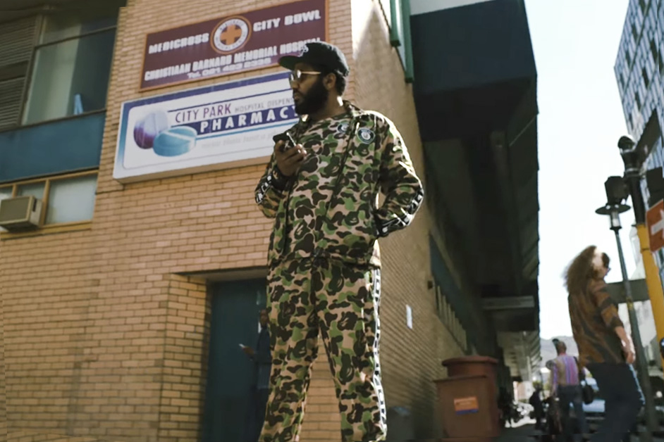South Africa 'Mzansi Style Guide' Episode 2 - Cape Town Sneakers