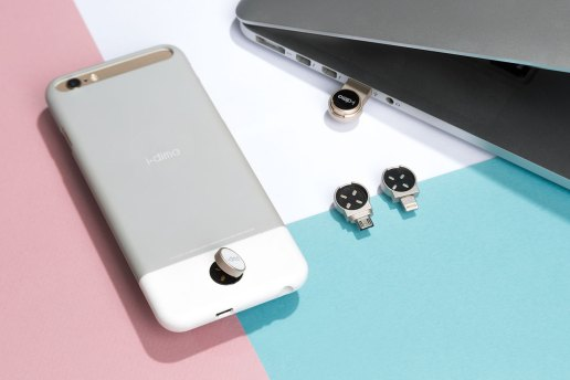 Expand Your iPhone's Storage Capacity With This Dime-Sized Attachment
