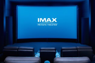 Bring the IMAX Experience Into Your Home for $400,000 USD