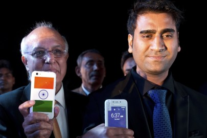 India's $4 USD Smartphone Is Actually Real