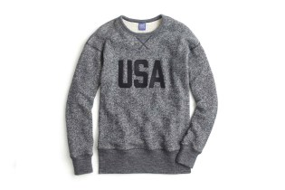 J.Crew & Ebbets Field Flannels Pay Tribute to America's Favorite Pastime