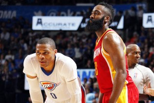 NBA All-Stars James Harden and Russell Westbrook Will Not Play in the 2016 Summer Olympics