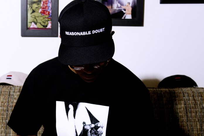 There Will Be a Pop-Up Shop for the 20th Anniversary of Jay Z's 'Reasonable Doubt' Album