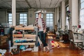 Step Inside Jacob Ferrato's JBF Customs Studio