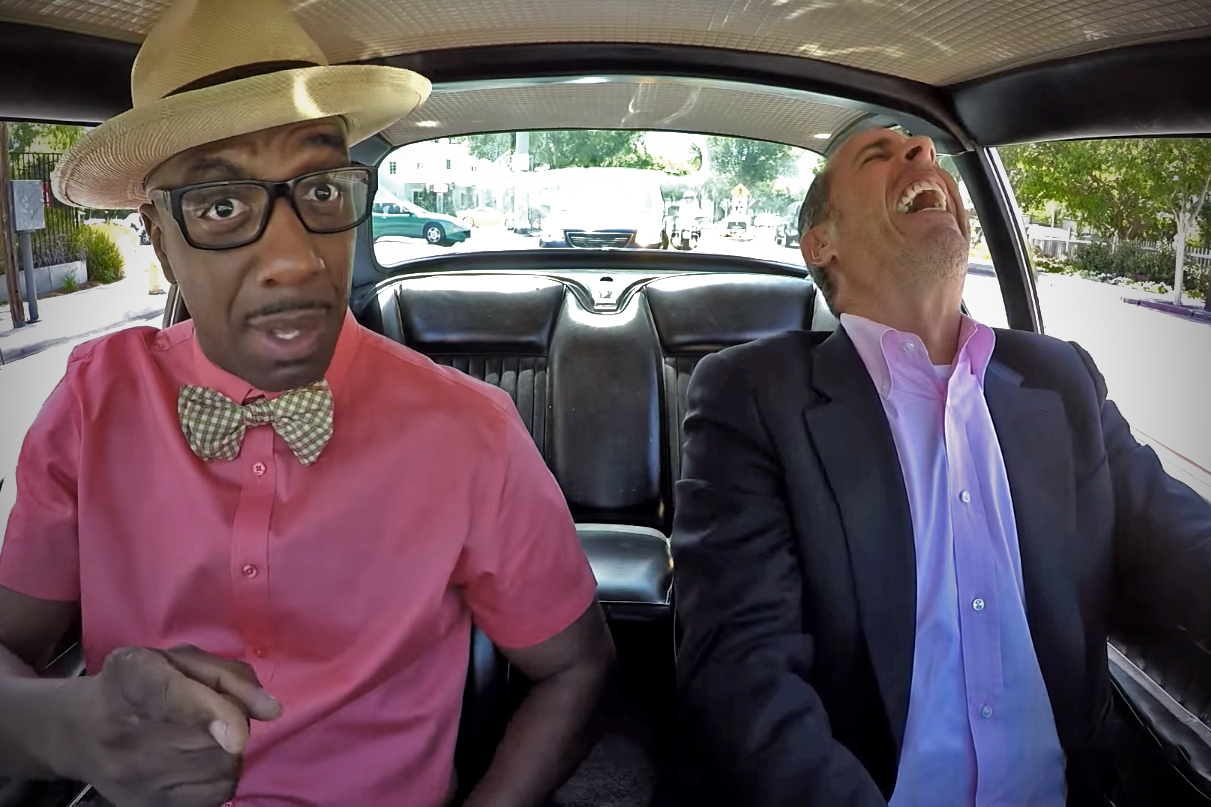 Jerry Seinfeld's 'Comedians in Cars Getting Coffee' Season 8 Trailer
