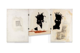 Johnny Depp Will Auction off His Rare Basquiat Artwork