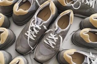 JJJJound Teases Collaborative Victory Sportswear Sneaker