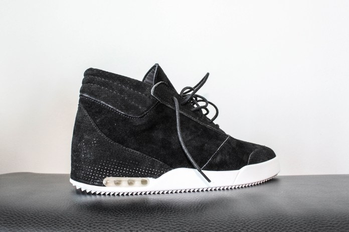 A Full Look at John Geiger's First Sneaker, the 001