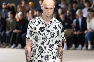 "Junya Watanabe Hosts ""Retro Gangsters"" for 2017 Spring/Summer Men's Collection"
