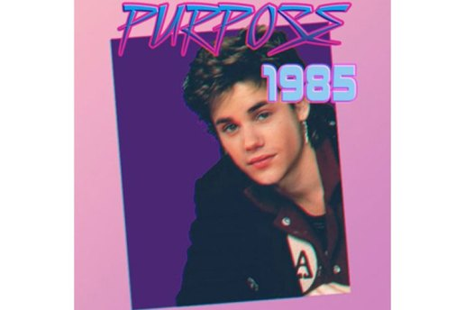 Someone Made Justin Bieber Singles Sound Like 1985 Pop Songs