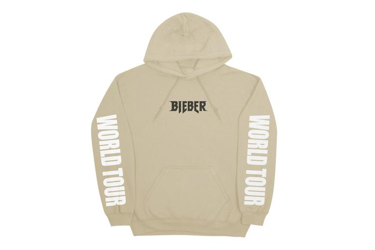 Justin Bieber Reveals New 'Purpose' Tour Merch for Miami Pop-Up Shop