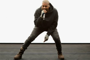 Kanye West Premieres the First Star-Studded 'Cruel Winter' Single
