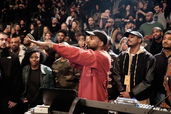 "Kanye West Announces ""Famous"" Screenings in NYC"