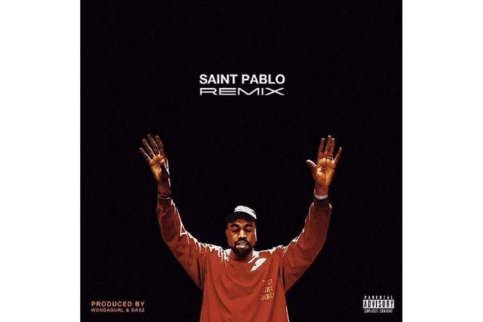 "Listen to the Latest ""Updated"" Version of Kanye West's ""Saint Pablo"""