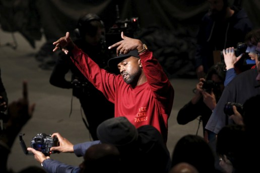 Kanye West Announces 'THE SAINT PABLO TOUR'