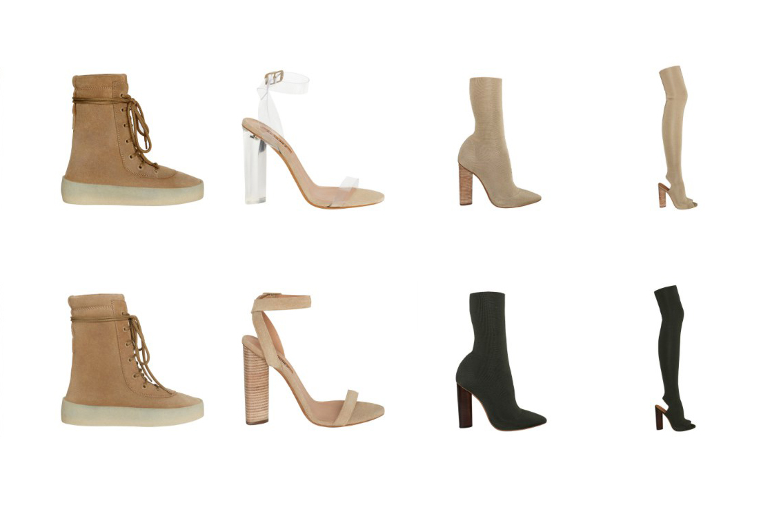 Kanye West's Yeezy Season 2 Footwear Is Now Available