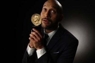 Keegan-Michael Key Gets Advice From Stephen Colbert and Ira Glass on Hosting the Peabodys