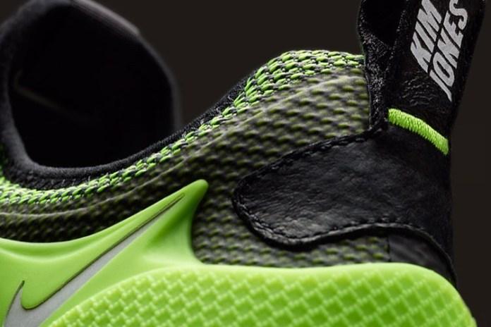 Kim Jones Teases His Upcoming NikeLab Sneaker