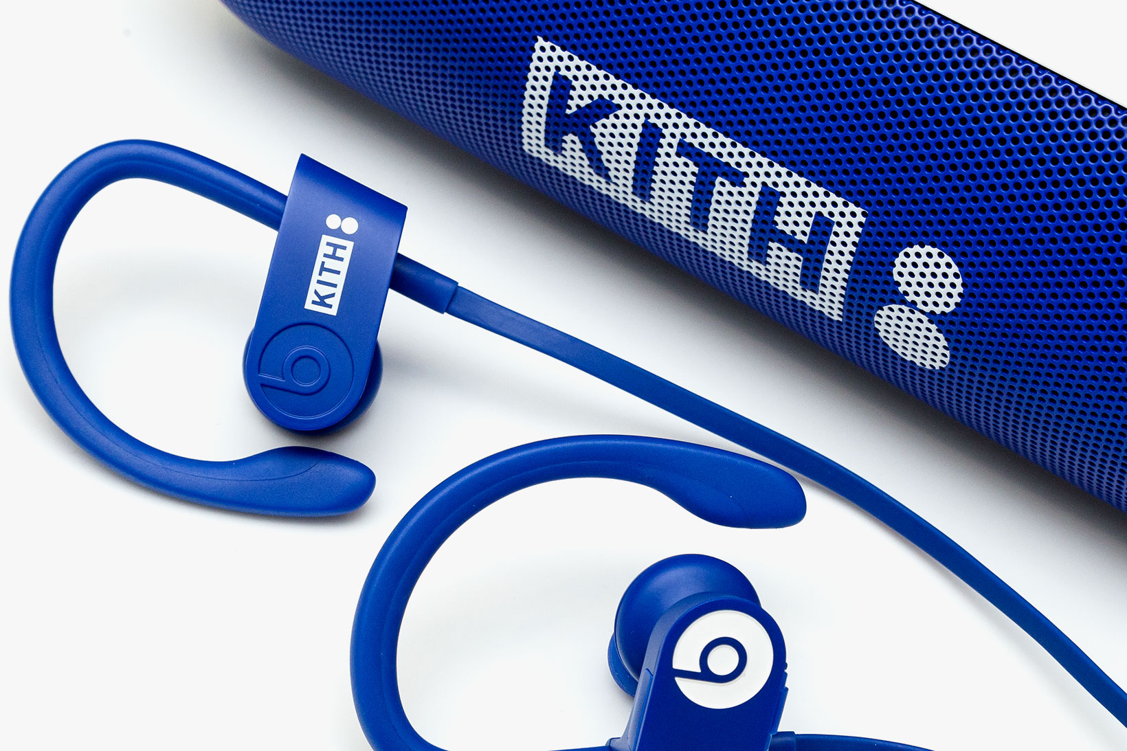 KITH x colette x Beats by Dre Beats Pill+ and Powerbeats2