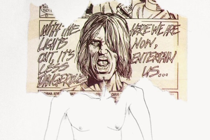 A Stirring Compilation of Kurt Cobain's Artwork and Journal Excerpts
