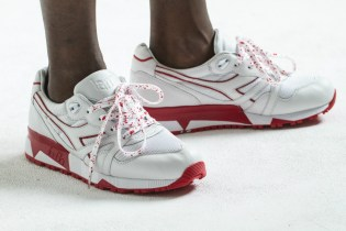 """La MJC and Diadora Join Forces to Release the """"All Gone"""" Diadora N9000 in Time for PFW"""