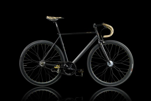 This La Strana Officina Fixed-Gear Is Too Lavish to Be Locked-Up Outside