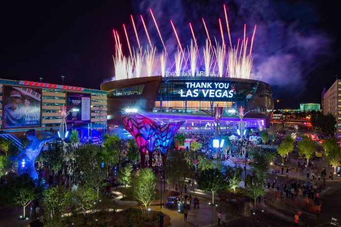 Las Vegas Is Finally Getting a Sports Team