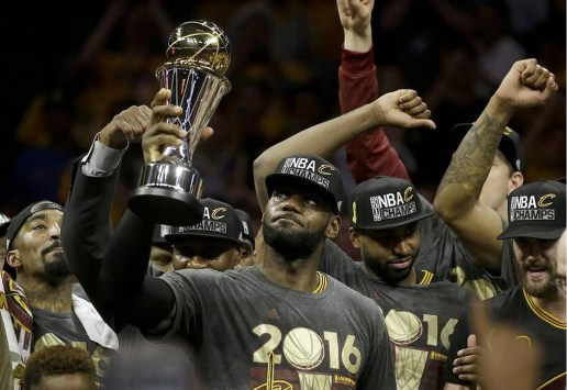 LeBron James Addresses the Haters in His Return to Instagram