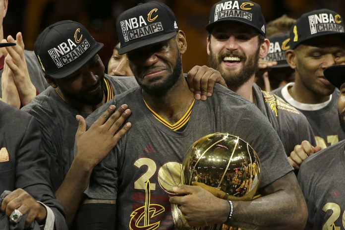 LeBron James Reveals His Secret Motivation That Drove Him to Win in Cleveland