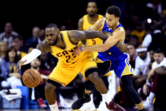 LeBron James Is Still Leading Stephen Curry in Sneaker Sales