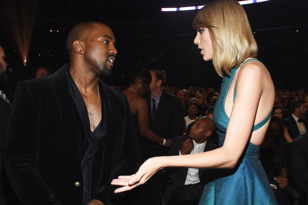 Can Taylor Swift Actually Sue Kanye West For Using Her -7182