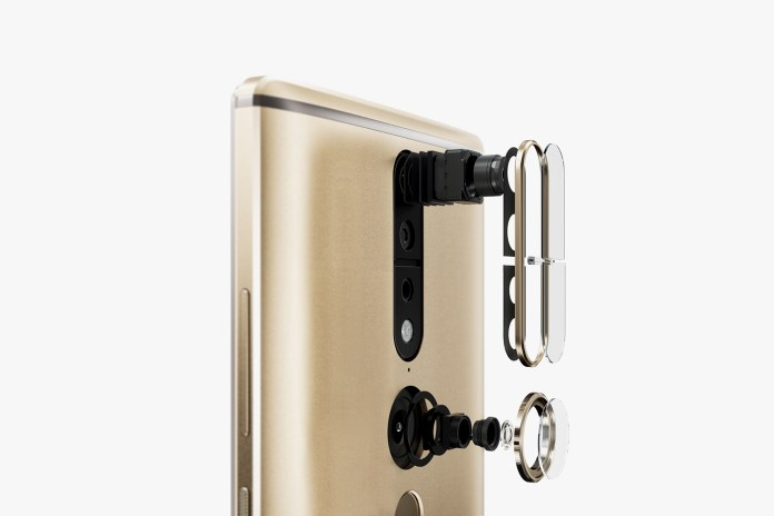 Lenovo's New Smartphone Brings Depth and Motion-Sensing Technology to the Masses