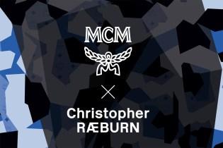 Live Stream: MCM x Christopher Raeburn 2017 Spring/Summer Show