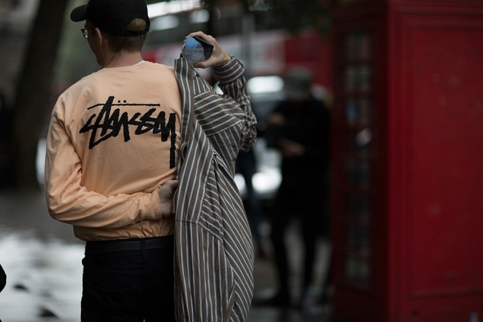 Streetsnaps: London Collections Men June 2016 - Part 1