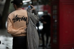 Streetsnaps: London Collections Men June 2016 - Part 1