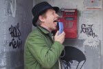 Picture of 'Lonely Planet' Host Ian Wright Licks Europe's Dirtiest Surfaces for Science in Travel Show
