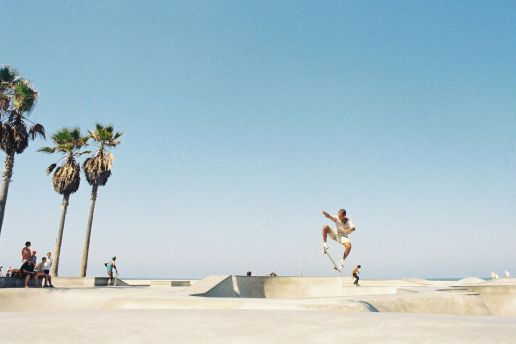 This Photo Series Evokes the Spirit of the Early Revolutionary Skating Days