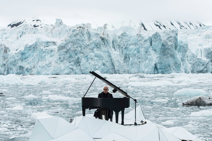 This Italian Pianist's Arctic Performance Will Give You Chills