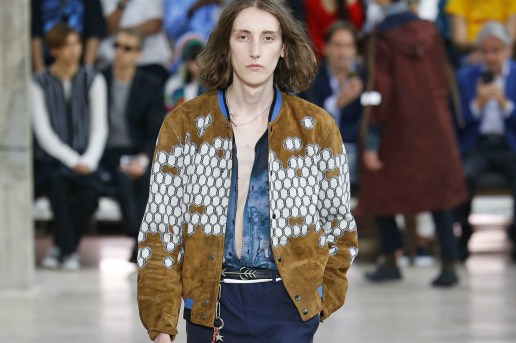 Lanvin's 2017 Spring/Summer Collection Is All About Freedom