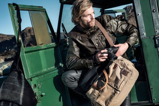 Belstaff's Collection With Magnum Prepares You for the Most Extreme Conditions